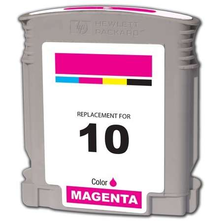 Cartuccia Compatibile HP 10 Magenta (C4843A)