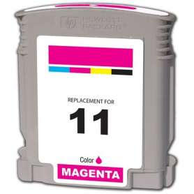 Cartuccia Compatibile HP 11 Magenta (C4837A)