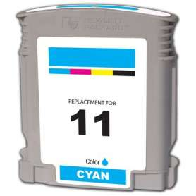Cartuccia Compatibile HP 11 Ciano (C4836A)