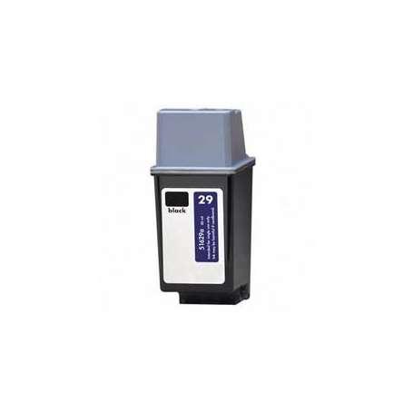 Rigenerazione Cartuccia HP 29 Nera (51629A)