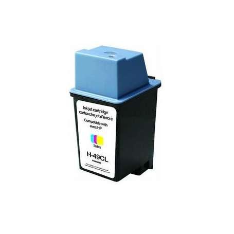 Cartuccia Compatibile HP 49 Colore (51649A)