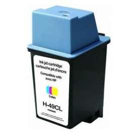 Rigenerazione Cartuccia HP 49 Colore (51649A)
