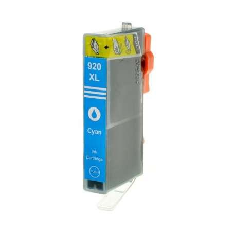 Cartuccia Compatibile HP 920XL Ciano (CD972AE)