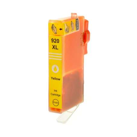 Cartuccia Compatibile HP 920XL Giallo (CD974AE)