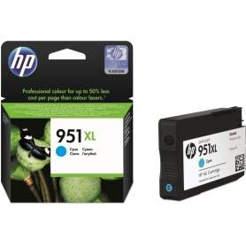 Cartuccia Originale HP 951 XL Ciano