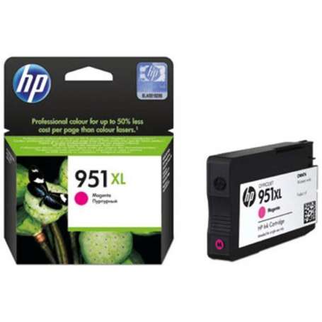 Cartuccia Originale HP 951 XL Magenta