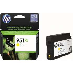Cartuccia Originale HP 951 XL Giallo