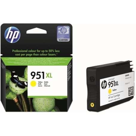 Cartuccia Originale HP 951 XL Giallo
