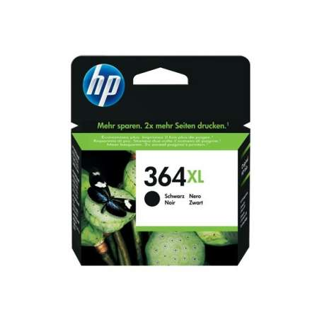 Cartuccia Originale HP 364XL Nera (CN684E)