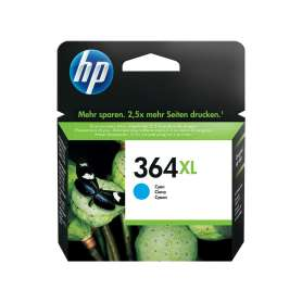 Cartuccia Originale HP 364XL Ciano (CB323EE)