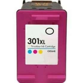 Cartuccia Compatibile HP 301XL Colore (CH564E)