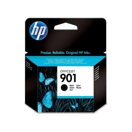 Cartuccia Originale HP 901 Nero (CC653AE)