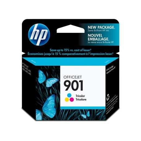 Cartuccia Originale HP 901 Colore (CC656AE)