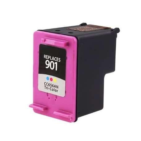Cartuccia Compatibile HP 901 Colore (CC656AE)