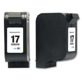 Cartuccia Compatibile HP 17 (C6625AE) Colore