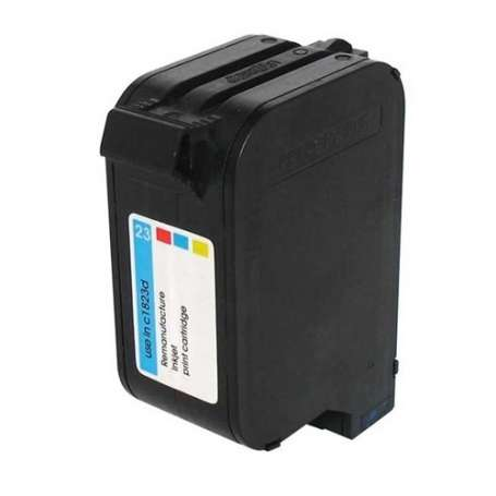 Rigenerazione Cartuccia HP 23 Colore (C1823D)