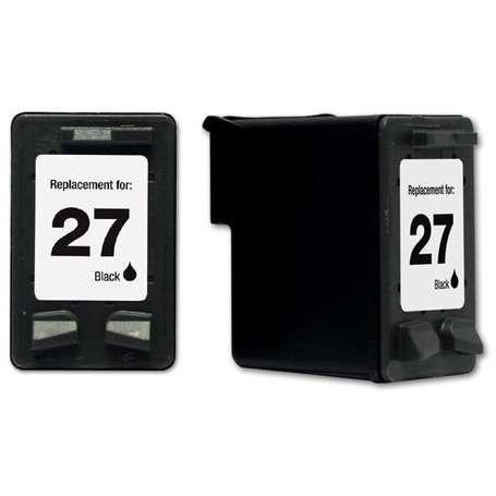 Cartuccia Compatibile HP 27 Nero (C8727AE)