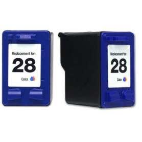Cartuccia Compatibile HP 28 Colore (C8728A)