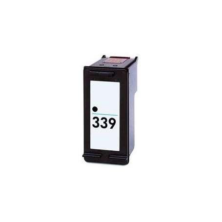 Rigenerazione Cartuccia HP 339 Nero (C8767EE)