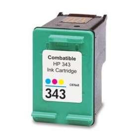 Rigenerazione Cartuccia HP 343 Colore (C8766EE)