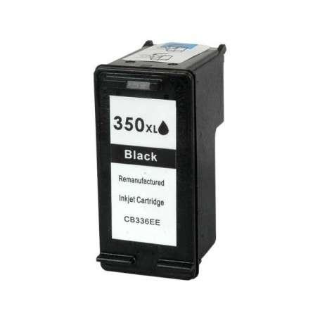 Rigenerazione Cartuccia HP 350 Nera (CB336EE)
