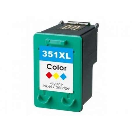 Cartuccia Compatibile HP 351XL Colore (CB338E)