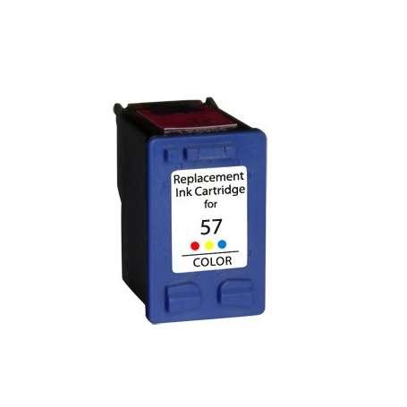 Rigenerazione Cartuccia Hp 57 Colore (C6657A)