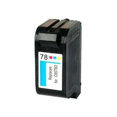Rigenerazione Cartuccia HP 78 Colore (C6578A)