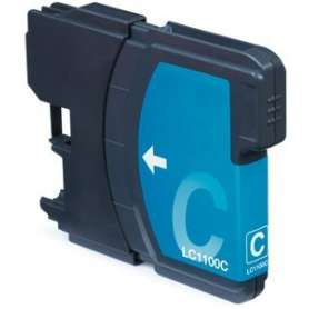 Cartuccia Compatibile Brother LC980 Ciano