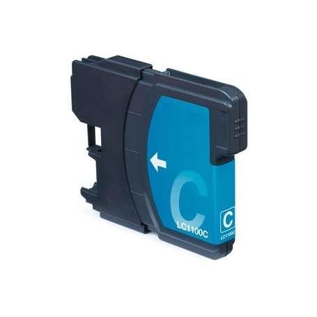 Cartuccia Compatibile Brother LC980 Ciano