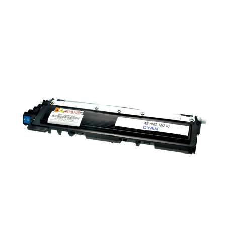 Toner Compatibile Brother TN-230C Ciano