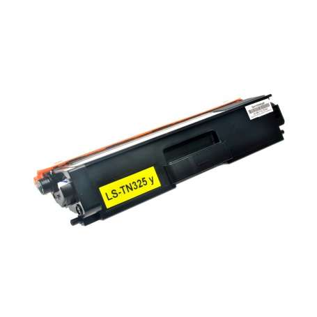 Toner Compatibile Brother TN320Y, TN325Y
