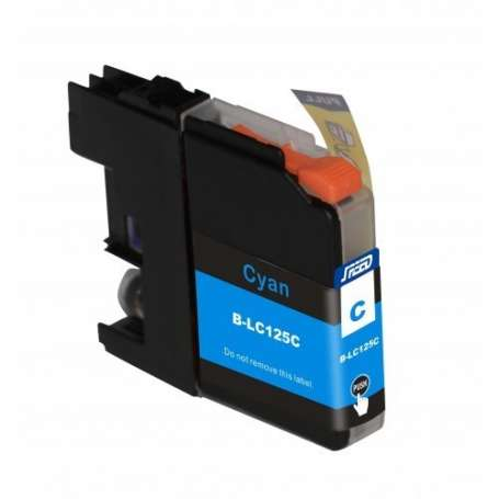 Cartuccia Compatibile Brother LC125 XL Ciano