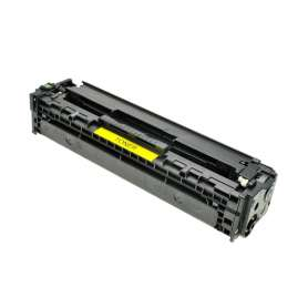 Toner Compatibile HP CP1215, CB542A Giallo
