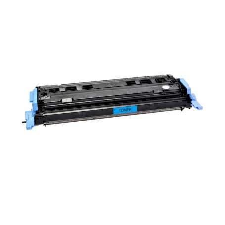 Toner Compatibile Hp LJ 1600, Q6001A Ciano