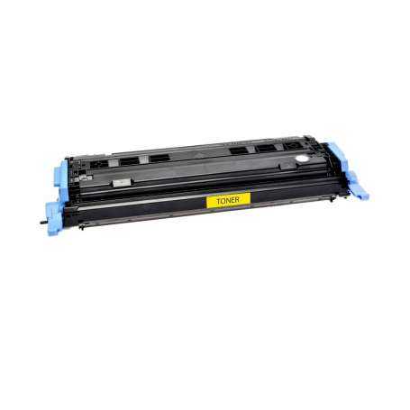 Toner Compatibile Hp LJ 1600, Q6002A Giallo