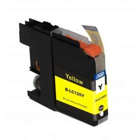 Cartuccia Compatibile Brother LC125 XL Giallo