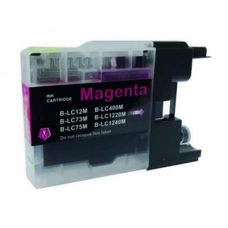 Cartuccia Compatibile Brother LC1240 XL Magenta