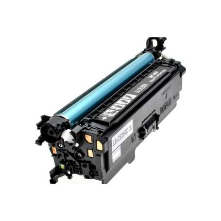 Toner Compatibile Hp CM3530, Hp CE250X Black