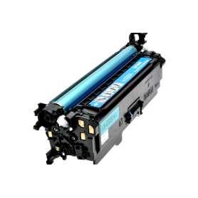 Toner Compatibile Hp CM3530, Hp CE251A Ciano