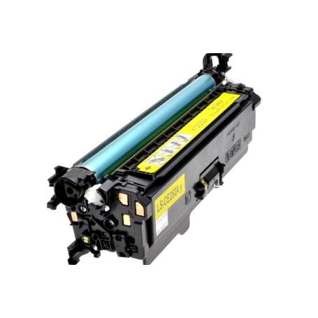Toner Compatibile Hp CM3530, Hp CE252A Giallo