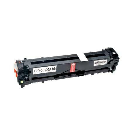 Toner Compatibile Hp CP1525, Hp CE320A Nero