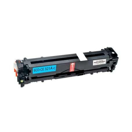 Toner Compatibile Hp CP1525, Hp CE321A Ciano