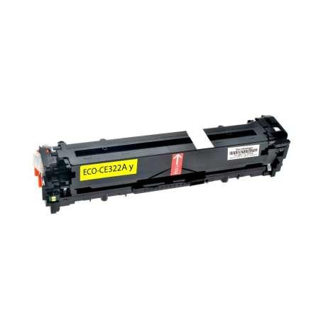 Toner Compatibile Hp CP1525, Hp CE322A Giallo
